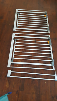 Excellent condition small kids safety doors/gates