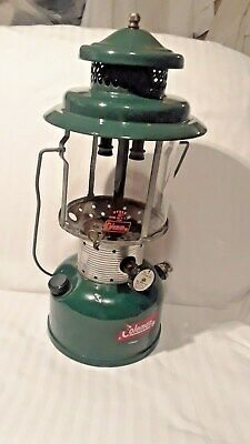 vintage coleman lantern models