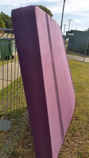 Queen foam mattress 200 long x 150 wide x 20 cm thick in E/C