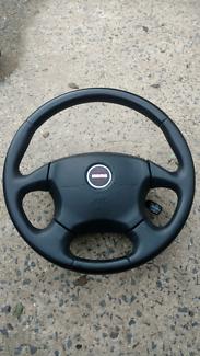 WRX Momo wheel