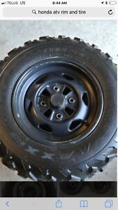 """Wanted 12"""" Honda Rim with 27"""" tire"""