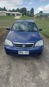 2006 Holden Viva Sedan Mount Gambier Grant Area Preview