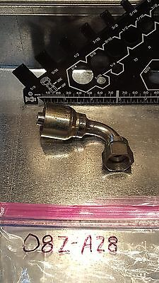 Weatherhead Eaton Coll-o-crimp 08z-a28 Hydraulic Hose End