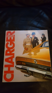 Charger Brochure/ Booklet Adelaide CBD Adelaide City Preview