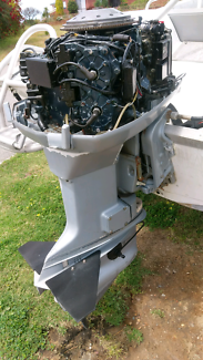 90HP Johnson outboard