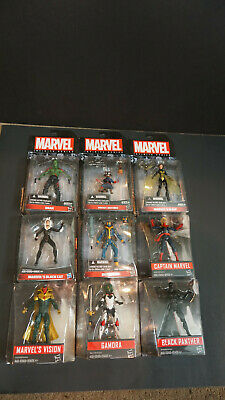 MARVEL INFINITE SERIES 3.75INCH ACTION FIGURE LOT DEADPOOL AND MORE 9 FIGURES