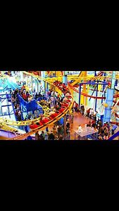 WEM Galaxyland or waterpark tickets