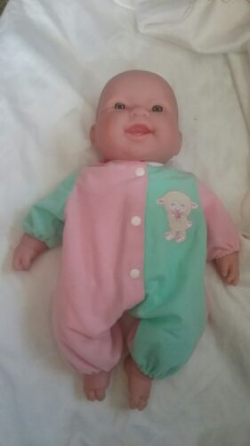 """CUTE 14"""" Berenguer Baby Doll -- CLOTH AND VINYL"""