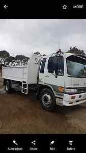 Hino tipper truck Lara Outer Geelong Preview
