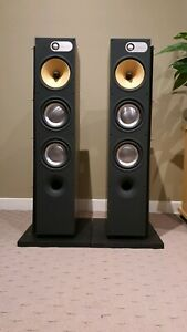 Bowers & Wilkins B&W 683 floor standing Speakers