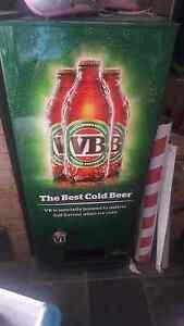 Vb bar fridge man cave bundaberg rum jim beam jack beer Brisbane City Brisbane North West Preview