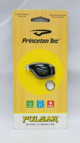 Princeton Tec Pulsar Flashlight Black with White light