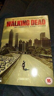 The Walking Dead Season 1- Two DVD - VERY GOOD CONDITION  segunda mano  Embacar hacia Mexico