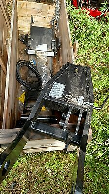 New Holland Case Farmall Plow Quick Hitch Sub Frame 715423056 716437056