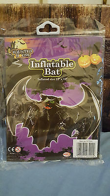 Halloween Inflatable Bat Halloween decoration free uk p&p