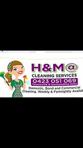 H&M@cleaning services North Ward Townsville City Preview