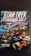Star Trek Chronology: The History of the Future Book Broadview Port Adelaide Area Preview