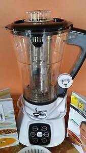 SOUP MATE PRO - EX Condition with attachments and Books Helensburgh Wollongong Area Preview