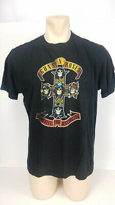 Guns N/' Roses Bullet T-Shirt schwarz