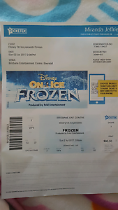 Frozen on Ice Ticket Murrumba Downs Pine Rivers Area Preview
