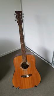 Legacy acoustic guitar