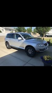 Solid VW Touareg for sale AWD