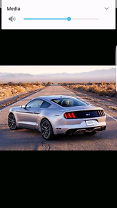 Mustang GT 2017.   its here.  $70000 Southbank Melbourne City Preview