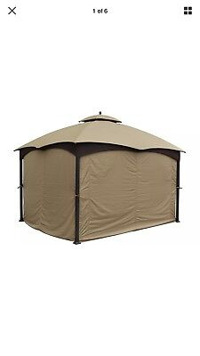 Apex Garden REPLACEMENT 4 sides Curtains for 10' x 12' Gazebo Lowe's Allen Roth