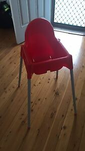 IKEA highchair with tray Charlestown Lake Macquarie Area Preview