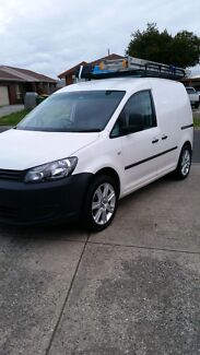 Volkswagen Caddy 2011 tsi 160 Pascoe Vale Moreland Area Preview