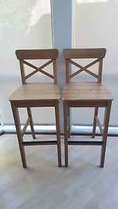 FREE Ikea bench chairs/stools Beacon Hill Manly Area Preview
