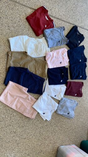 Lot of 15 Abercrombie & Fitch Size 15/16 Outfits