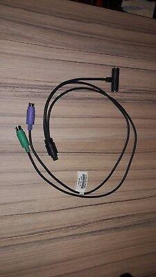 HEWLETT PACKARD COMPUTER 10013908 / 196762-001 Rev.A  KVM Kabel