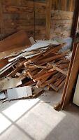 Service de ramassage de débris