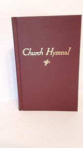 Red Church Hymnal, TN Music Company, Church of God (Maroon)