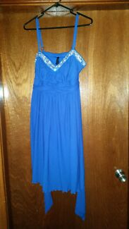 Blue formal/cocktail dress Raymond Terrace Port Stephens Area Preview