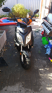 Scooter Moped 50cc Madeley Wanneroo Area Preview