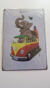 MOVE THE TRUNK TIN SIGN.........WITH FREE SHIPPING Winthrop Melville Area Preview