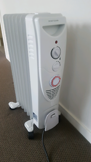Column heater with timer- almost new