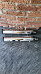 SCREAMIN  EAGLE SLIP ON EXHAUST PIPES Maryland Newcastle Area Preview