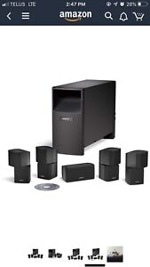 BOSE ACOUSTIMASS 10 SERIES IV LIKE NEW COND *5.1 HOME THEATRE