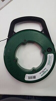 Greenlee No. 438-5 Steel Fish Tape Cable-puller 50 X 18 Used