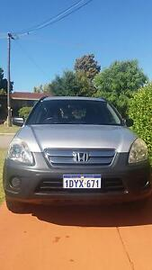 2006 Honda CR-V Wagon Willetton Canning Area Preview