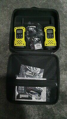 Motorola T92 H2O TLKR Walkie Talkie Radio Twin Pack(Used for no more than 30min)