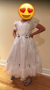 Flower Girl/Communion Dress Size 7-9 Years Old