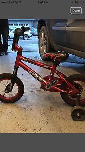 """12.5"""" toddler boys Avigo bike"""