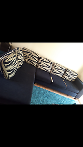 Large corner lounge for free Wattle Grove Liverpool Area Preview