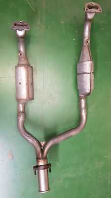 BM90110 Exhaust Petrol Catalytic Converter