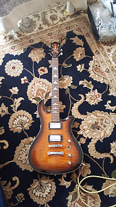 Bc rich eagle Emerald Central Highlands Preview