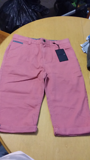 Brand new men shorts with tags